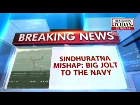 Navy probe report indicts 7 officers in INS Sindhuratna mishap