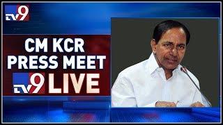 CM KCR Press Meet LIVE || Pragathi Bhavan