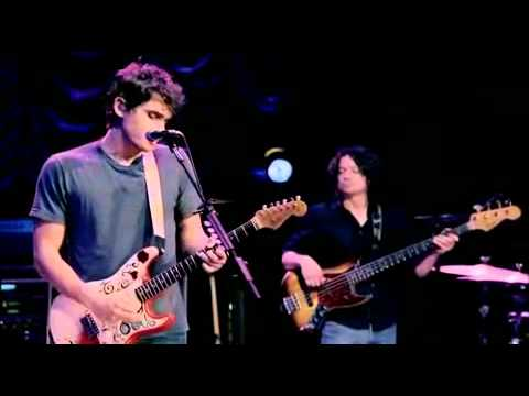 John Mayer Slow Dancing In A Burning Room Where The Light Is Live In La Youtube