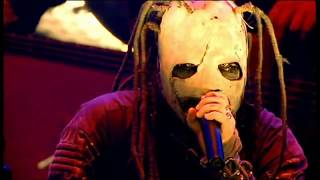 Slipknot - Spit It Out Live HD (Subtitled)  Disasterpiece DVD 2002