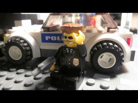 Lego Police Shootout Music Videos