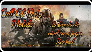 Call of Duty partiditas rumbo a las igauladas #COD