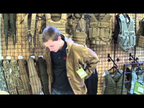Airsoft GI Uncut - Condor Outdoor Sierra Hooded Micro Fleece Jacket