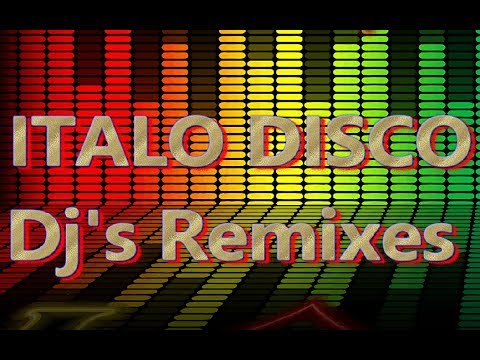 Italo Disco - DJ's Remixes-2