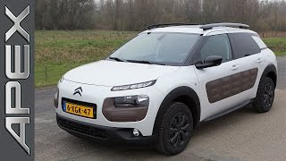 CITROËN C4 Cactus 1.6 BlueHDi 100 Business - Review (English Subtitles) (2015)