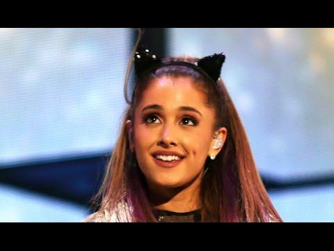 Ariana Grande On Snl - Plus Big Sean Confirms Romance video