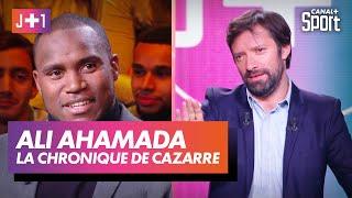 Julien Cazarre VS Ali Ahamada !