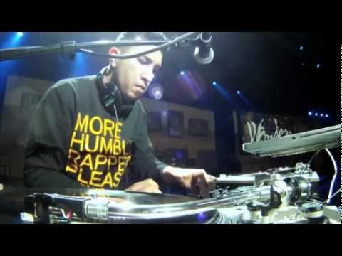 #NYWC Day 1 - @DjPromote Live Mix Highlights - San Diego, CA 10/12/12