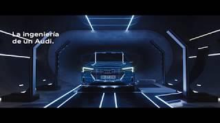 Nuevo Audi e-tron - Batería testada ante condiciones adversas