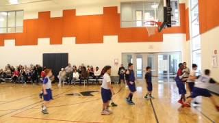 U10 Winter 2015 Game 4