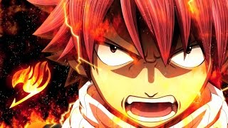 Top 10 Fairy Tail I Top 10 Badass Moments 1/2