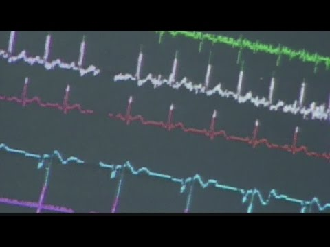 New heart disease test measures from