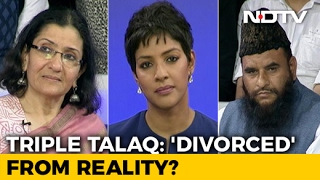 We The People - Triple Talaq - 'Divorced' From Reality?