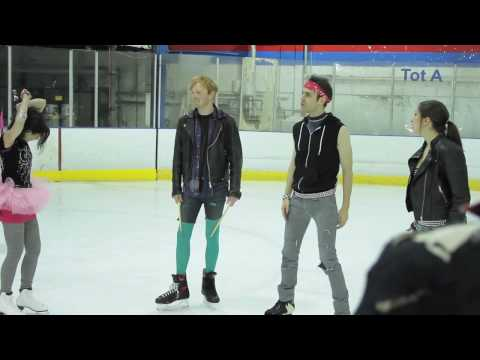 Green Day On Ice