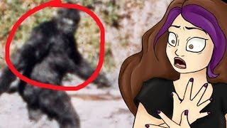 MINX CATCHES BIGFOOT ON TAPE! SHOCK FOOTAGE | Finding Bigfoot