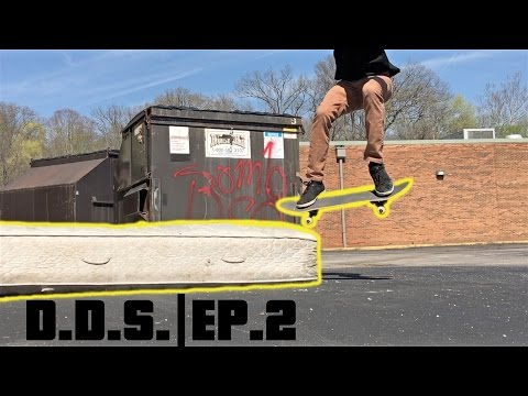 Dumpster Diving Skateboarding | Episode 2