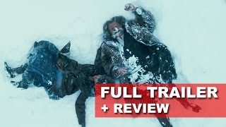 The Hateful Eight Trailer + Trailer Review : Beyond The Trailer