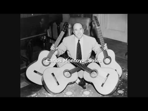 Carlos Montoya Flamenco! 01 Solea