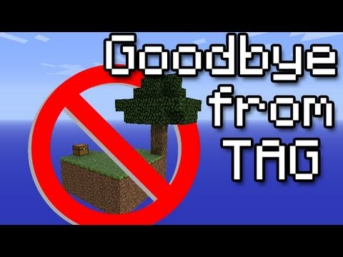 A Final Goodbye From TAG...