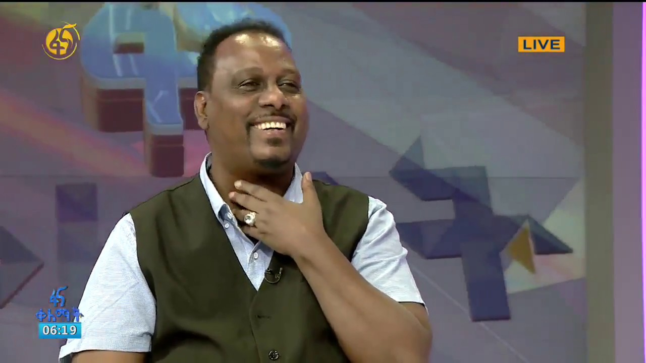 Amazing interview with Eritrea musician Kahsay Berhe