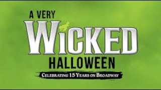 Wicked Halloween Celebrating 15 years