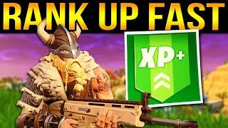 Here's 5 Methods To Rank Up Fast In Season 5! (Fortnite Battle Royale) 10.67 MB