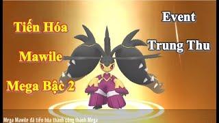 Liên Quân Poke - Tiến Hóa Mawile Mega Bậc 2 Cực Mạnh | Sự Kiện Trung Thu Đổi Pokemon Mega