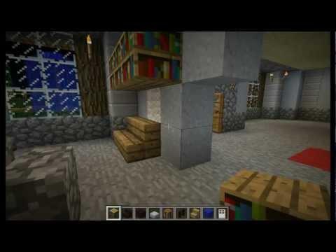 """Minecraft – Tutorial """"Come Arredare Una Casa"""" ( Cucina ) #1"""