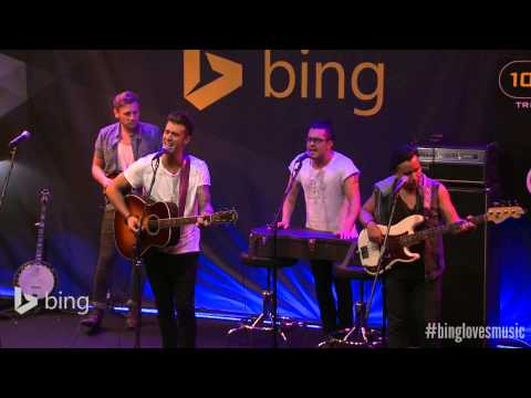 American Authors - Luck (Bing Lounge)