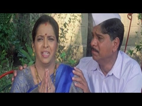 Alka Kubal, Kalubai Pavli Navsala  - Emotional Scene 2 4 video