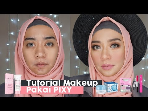 Romantic Sweet Makeup Tutorial Menggunakan  Produk Pixy | Holiday Makeup