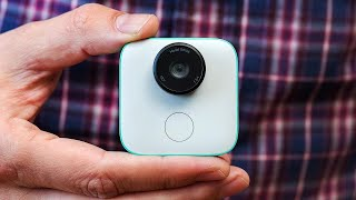 Google Clips: AI camera first look