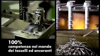 Sai come vengono prodotti i tasselli Würth?