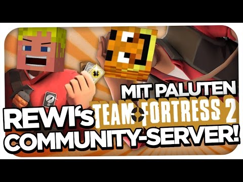 [MINECRAFT] REWIS NEUER COMMUNITY SERVER - TF2 MIT PALUTEN [HD]