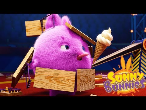 Cartoons for Children   SUNNY BUNNIES - MOUSE TRAP   Funny Cartoons For Children thumbnail