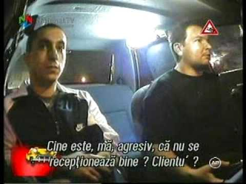 Taxi Driver National TV - Aurolacul partea 1