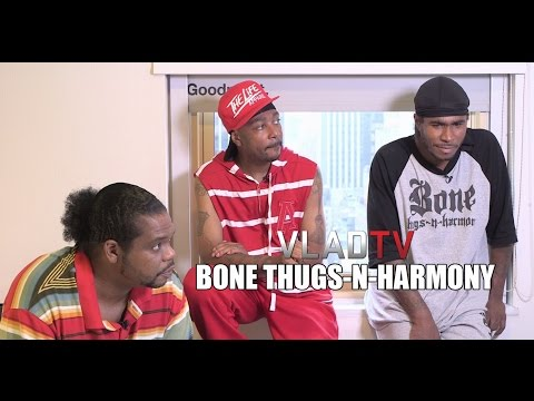 Bone Thugs: 2Pac Got at Us For Using
