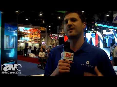 InfoComm 2016: Spinetix Highlights DiVA Single Screen Player
