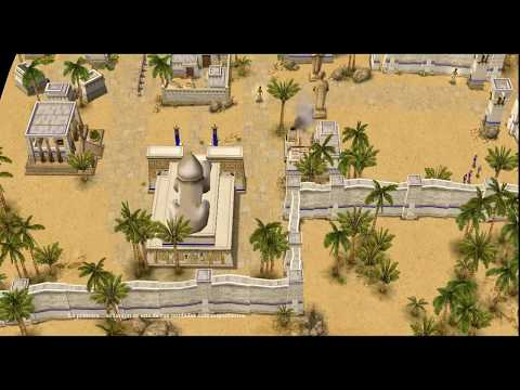 Age of Mythology - The Titans Expansion intro: Egipcio