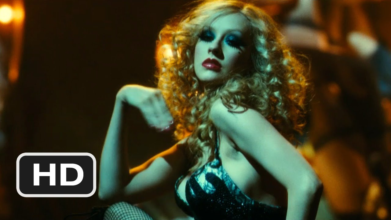 Express Christina Aguilera CLIP Express HD