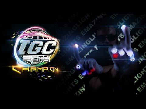 [PM] Ice Kream Teddy - 2015 IGC Champion Gloving Light Show [EmazingLights.com]