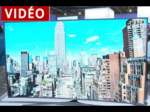 CES 2015 : Samsung lance le super Ultra HD