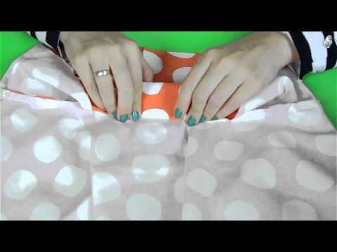 DIY: Jak Uszyć Spódnicę Z Koła Na Gumce? [COza Szycie]