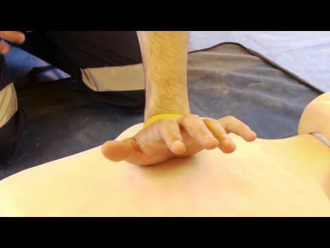 Cómo salvar una vida con la reanimación cardiopulmonar (RCP)