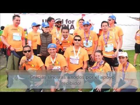United for Colombia - Media Maratón de Bogotá 2015.