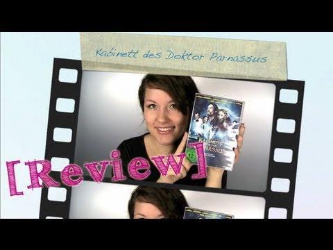 DVD Review: Das Kabinett des Dr. Parnassus