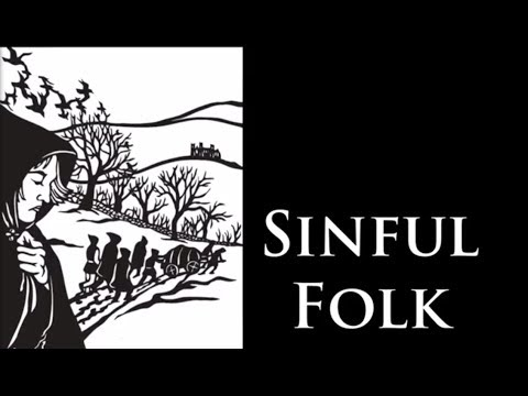 2013 - Updated Book Trailer - SINFUL FOLK