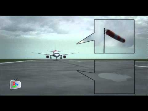 AirAsia flight experiences freak accident