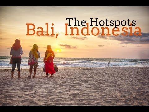 Bali, Indonesia: South Bali - Kuta, Ubud, Tanah Lot and Uluwatu