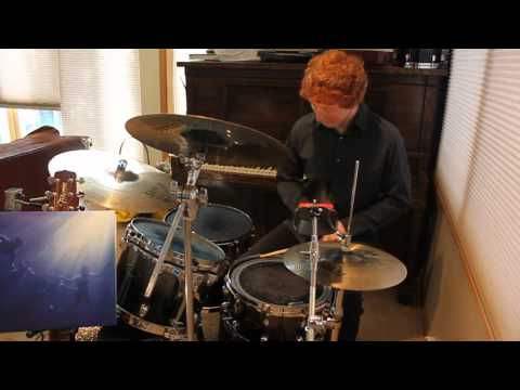 Foals - After Glow Drum Cover